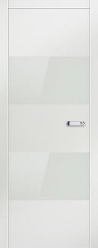 Дверь 2VG белый глянец - высокий глянец