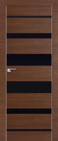 Дверь 18Z, малага черри, черный лак - Экошпон