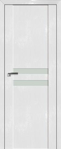 2-03 STP Pine White glossy - белый глянец