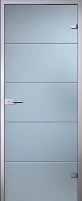 Дверь Диана, стекло матовое