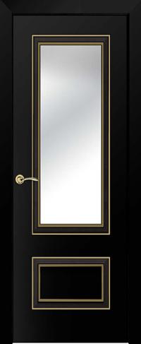 Дверь 59E Черный матовый