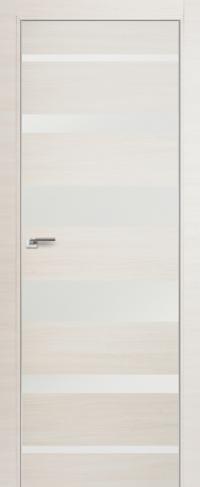 Дверь 18Z, эшвайт, белый лак - Экошпон