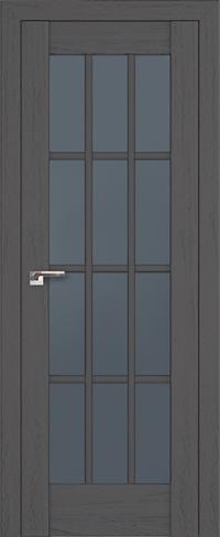 Дверь 102X, пекан темный - Экошпон