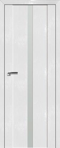 2-04 STP Pine White glossy - белый глянец