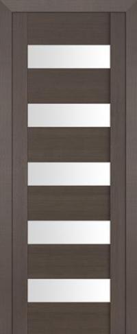 Дверь 29X, грей мелинга - Экошпон