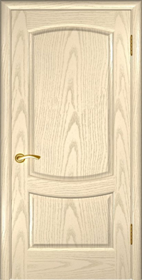 Лаура 2 (Слоновая кость , глухая, 900Х2000)