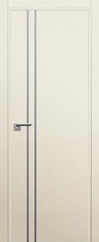 Дверь 35E Магнолия, бесцветное матовое