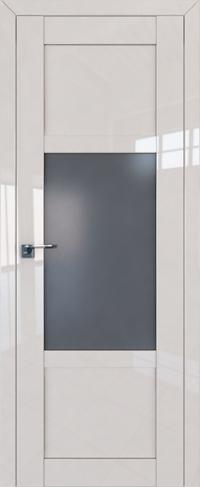 Дверь 2-15L, магнолия люкс