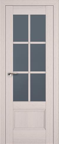 Дверь 103X, пекан белый - Экошпон