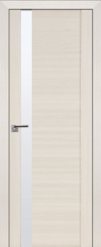 Дверь 62X, эш вайт мелинга - Экошпон