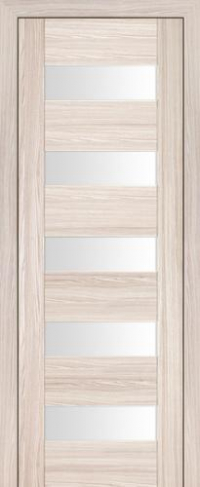 Дверь 29X, капучино мелинга - Экошпон
