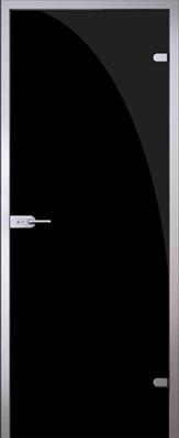 Дверь Тriplex (Триплекс) Черный