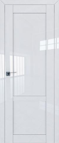 Дверь 2-16L, белый люкс
