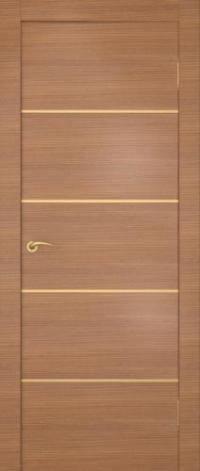 Дверь Манчестер, американский орех - Экошпон