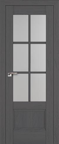 Дверь 103X, пекан темный - Экошпон