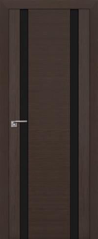 Дверь 63X, венге мелинга - Экошпон