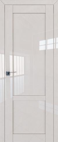 Дверь 2-16L, магнолия люкс
