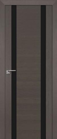 Дверь 63X, грей мелинга - Экошпон