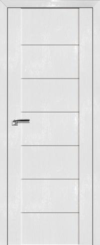 2-07 STP Pine White glossy - белый глянец, молдинг