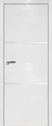 2 STK Pine White glossy - белый глянец, молдинг