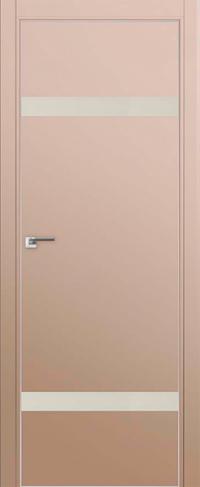 Дверь 3E Капучино сатинат, перламутровый лак