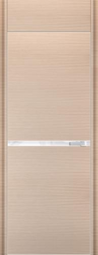 Дверь 11D, капучино браш - НанШпон