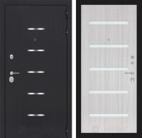 Входная дверь ALFA 01 - Сандал белый
