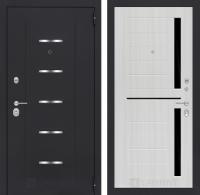 Входная дверь ALFA 02 - Сандал белый