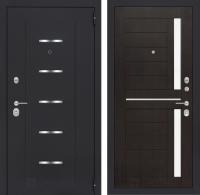 Входная дверь ALFA 02 - Венге