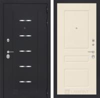 Входная дверь Альфа 03 - Крем софт