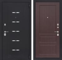 Входная дверь ALFA 03 - Орех премиум