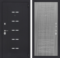 Входная дверь ALFA 06 - Сандал серый