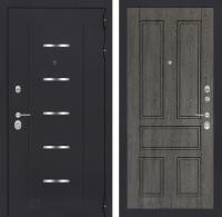 Входная дверь ALFA 10 - Дуб филадельфия графит