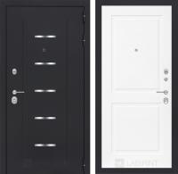 Входная дверь Альфа 11 - Белый софт