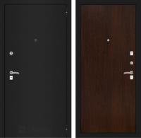 Входная дверь CLASSIC шагрень черная 05 - Венге