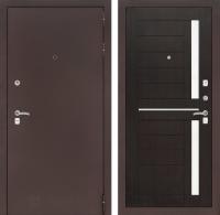 Входная дверь CLASSIC антик медный 02 - Венге