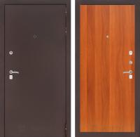 Входная дверь CLASSIC антик медный 05 - Итальянский орех