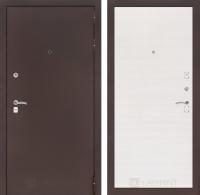 Входная дверь CLASSIC антик медный 07 - Перламутр горизонтальный