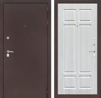 Входная дверь CLASSIC антик медный 08 - Кристалл вуд