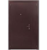 Тамбурная Дверь «Тамбур - 2 метал/панель»
