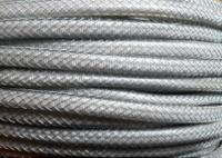 Греющий кабель в оплётке для кровли и ливнёвок