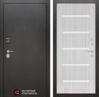 Входная дверь SILVER 01 - Сандал белый