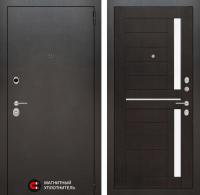 Входная дверь SILVER 02 - Венге