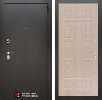 Входная дверь SILVER 04 - Беленый дуб