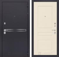 Входная дверь Лайн 03 - Крем софт