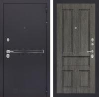 Входная дверь LINE 10 - Дуб филадельфия графит