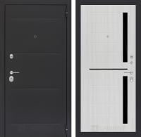 Входная дверь LOFT 02 - Сандал белый