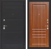 Входная дверь LOFT 03 - Орех бренди