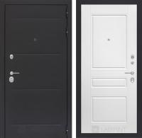 Входная дверь Лофт 03 - Белый софт