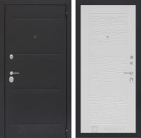 Входная дверь LOFT 06 - Белое дерево